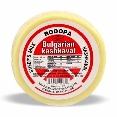 RODOPA BULGARIAN KASHKAVAL 12/1LB