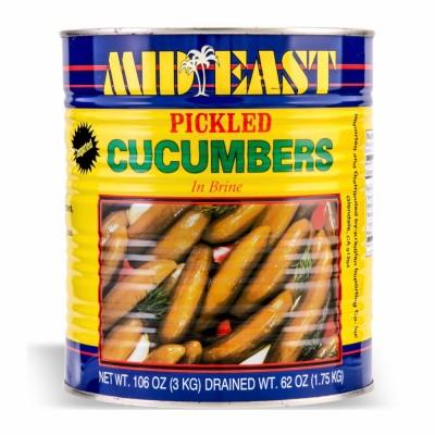 M.E.CUCUMBER PICKLES(30-36)B 6/#10