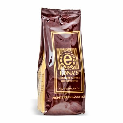 EDNA'S COFFEE 12/8 OZ