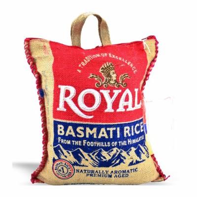 ROYAL BASMATI RICE 20 LB