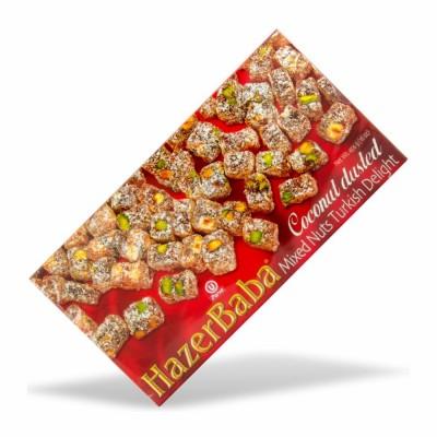 HAZERBABA MIXED NUTS COCONUT 12/454 GR