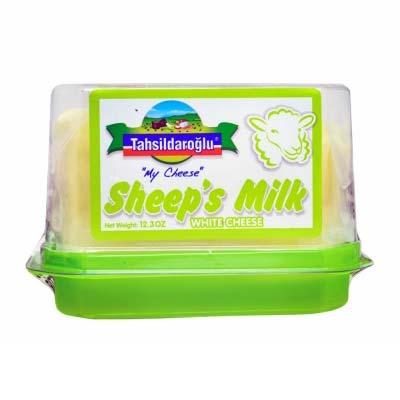 TAHSILDAROGLU SHEEP MILK CHEESE 12/350 GR