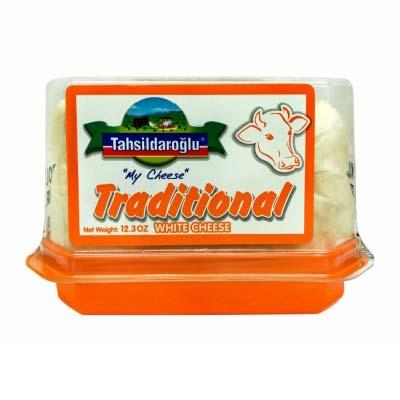 TAHSILDAROGLU COW MILK CHEESE 12/350 GR