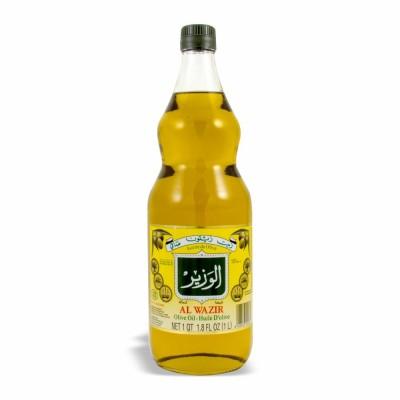 AL WAZIR PURE OLIVE OIL 12/34 FL OZ