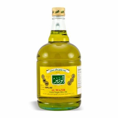 AL WAZIR KOURA EX. V. OLIVE OIL 6/50 FL