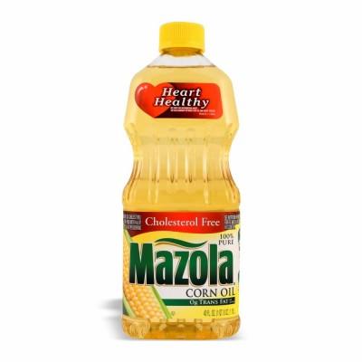 MAZOLA CORN OIL 12/40 OZ