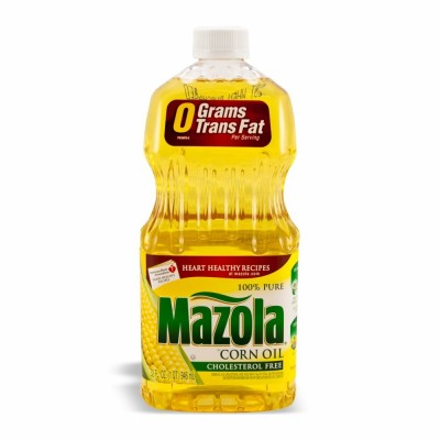 MAZOLA CORN OIL 12/32 OZ