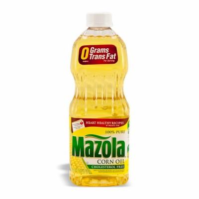 MAZOLA CORN OIL 12/24 OZ