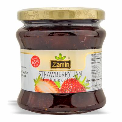 ZARRIN STRAWBERRY JAM 6/450 GR