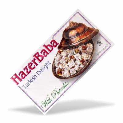 HAZERBABA W/PISTACHIO DELIGHT 12/454 GR