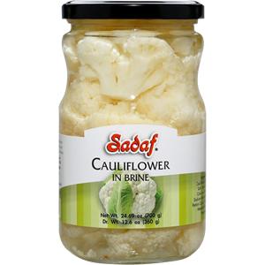 Sadaf Cauliflower in Brine - 24.69 oz.