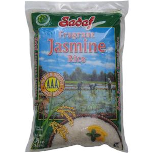 Sadaf Jasmine Rice AAA 10 lb