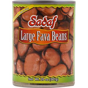 Sadaf Large Fava Beans 20 oz.