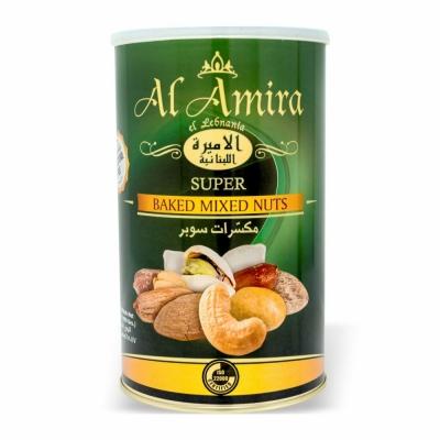 AL AMIRA SUPER NUTS (METAL CAN) 12/454 GR