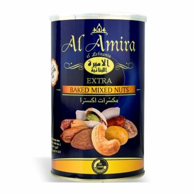 AL AMIRA EXTRA NUTS (METAL CANS) 12/454 GR
