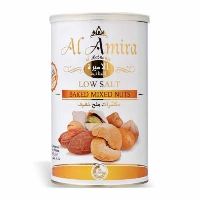AL AMIRA LOW SALT NUTS 12/450 GR