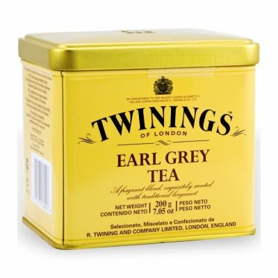 TWININGS EARL GRAY 6/3.5 OZ