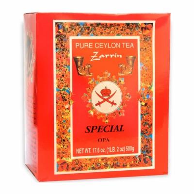 ZARRIN CYLON TEA RED 24/454 GR